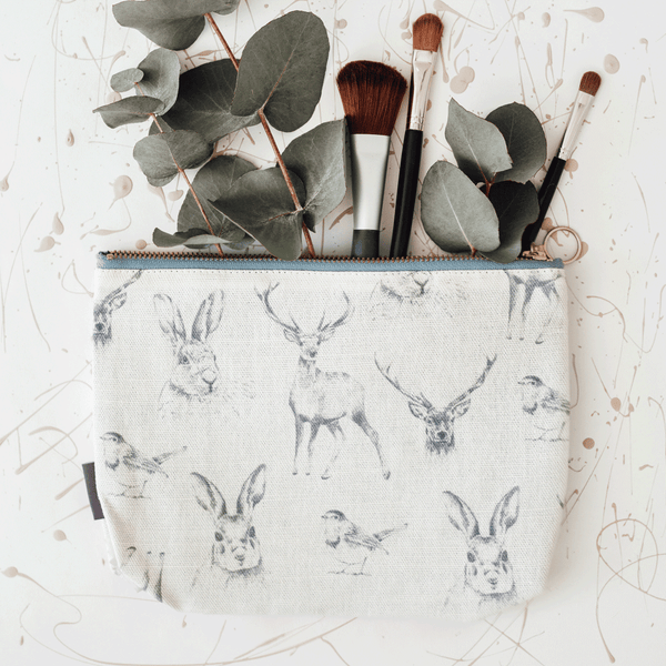 Stil Haven in the wild medium cosmetic bag