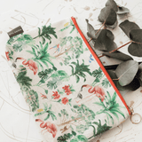 Stil Haven nova tropical makeup bag