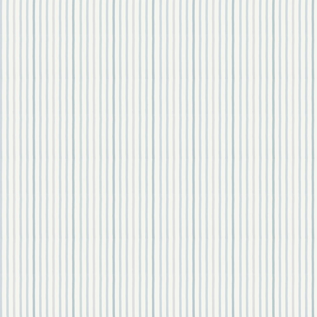 Painterly Stripe Wallpaper