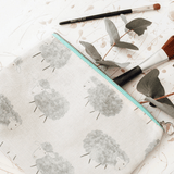 stil haven sheep cosmetic bag