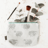 Stil Haven sheep makeup bag