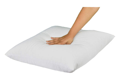 Soft Synthetic Down Fill You Will Instantly Notice The Distinct Quality And Feel The Premium Texture Moonrest Pillows Are Machine Wash And Dry Lined With Durable Polyester Cotton Fabric Protective
