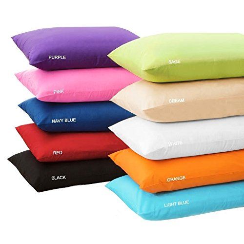 "Body Pillow Protectors / Cover with Zipper - 21""x 54"""