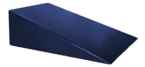 "Vinyl Covered Foam Positioning Wedge Pillow (24"" X 24"" X 12"")"