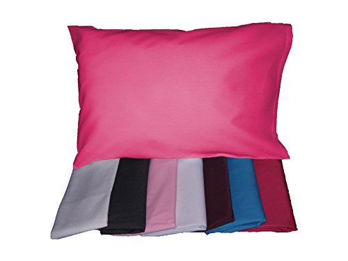 SET of 2 - Toddler Pillow Pillowcase - Hypoallergenic