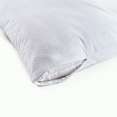 Moonrest - %100 Waterproof Pillow / Mattress Protector - Dust Mite, Bacteria, Allergy Control - Encasement - Bed Bug Proof
