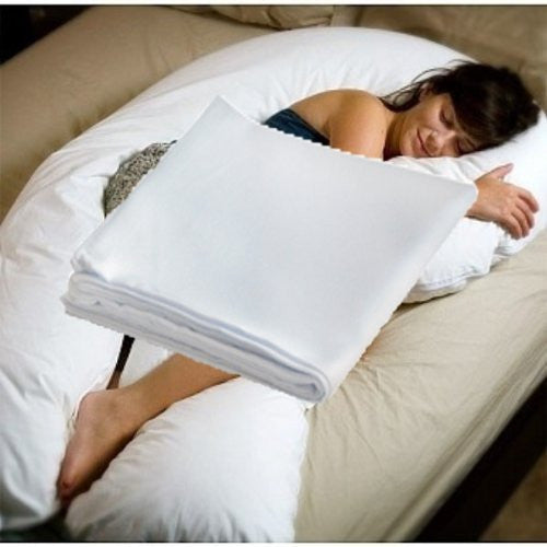 "20"" X 130"" Oversized Body Pillowcase/cover - Zipper End"