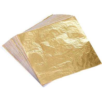 Gold, Copper or Silver Leaf