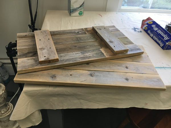 Farmhouse Sign Workshop - Oct. 5th
