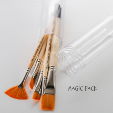Magic Pack 6-pc Artist Brush Set