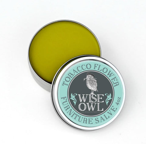 Wise Owl Salve