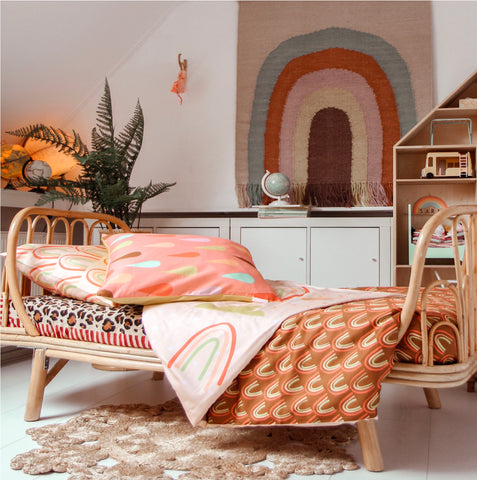 Moozle bedding, duvet sets and fitted sheets