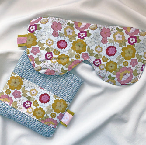 Meditation Mask, Yoga Eye Pillow