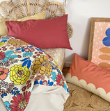 Duvet Cover - Delilah reversible