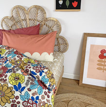 Load image into Gallery viewer, Duvet Cover - Delilah reversible