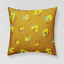 Load image into Gallery viewer, Cushion - Leapin' Leopards - Version 2