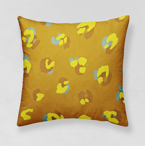 Cushion - Leapin' Leopards - Version 2