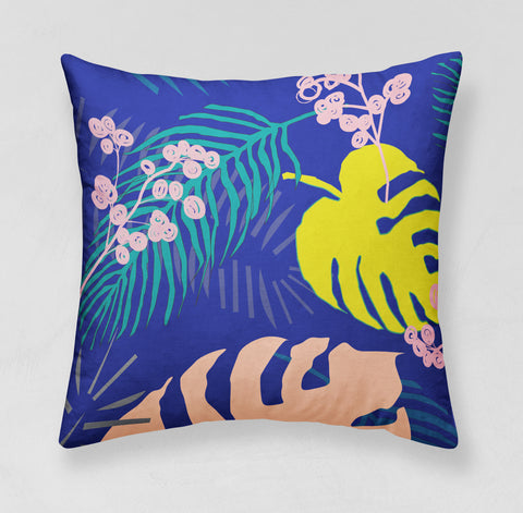 Leaping Leopards Cushion Cover - Buy Cushion Cover | Moozle