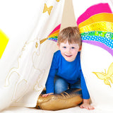 MIDI teepee | Unicorn Design