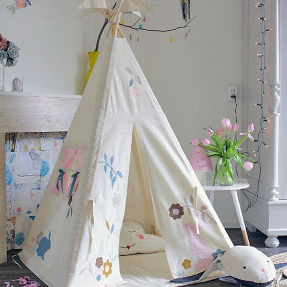 Regular Teepee Floral