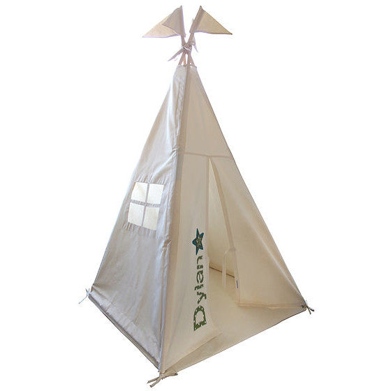 Regular Teepee with name