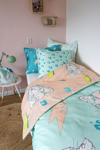 Bedding Set - Space Cats