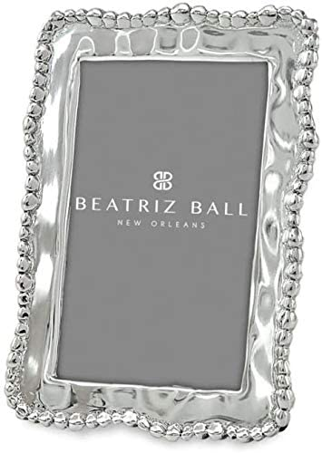 Beatriz Ball Organic Pearl Picture Frame