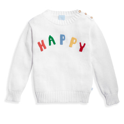 bella bliss Happy Pullover Sweater