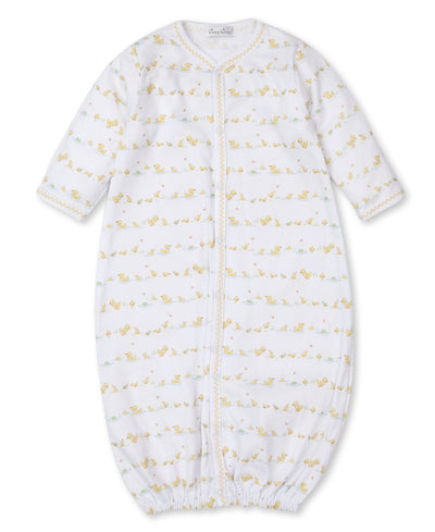 Kissy Kissy Dilly Dally Duckies Convertible Gown