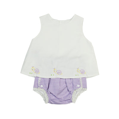 Remember Nguyen Snail Diaper Set