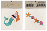 Temporary Tattoos (more designs available)