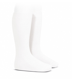 Basic Stitch Knee-High Socks (more colors available)