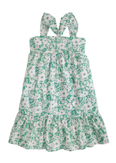 Bisby Soho Dress | Green Floral