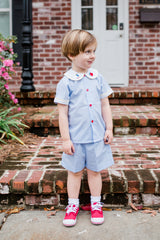 School Short Set (12M, 18M, 24M)
