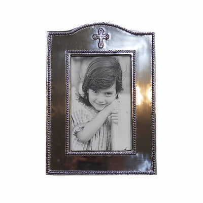 Beatriz Ball Baby Cross Picture Frame
