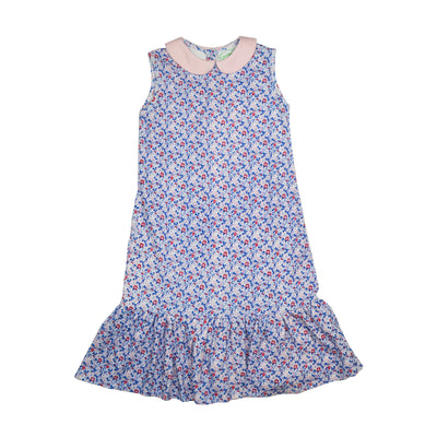 Grace & James Mary Floral Dress