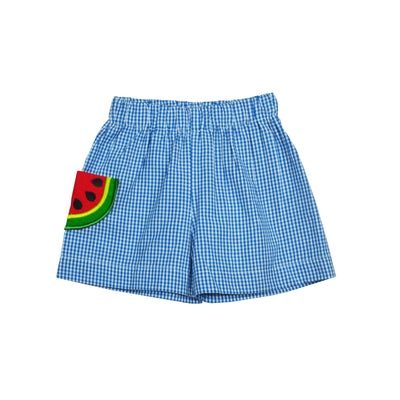 Grace & James Watermelon Shorts