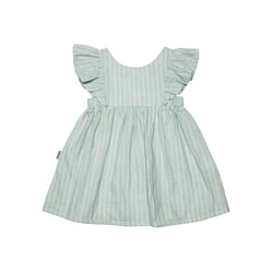 Greece Ruffle Dress