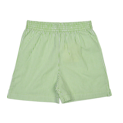Luigi Seersucker Stripe Shorts