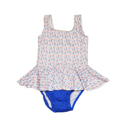 Caroline Swimsuit | Popsicles (2T, 3T, 4T, 7, 8)