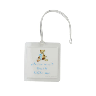 "Over the Moon ""Please Don't Touch"" Stroller Tag 