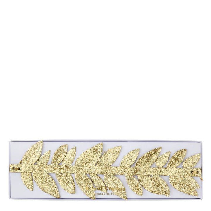 Meri Meri Gold Leaf Party Crowns