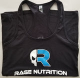 Rage Nutrition Women's Racerback Tank Top