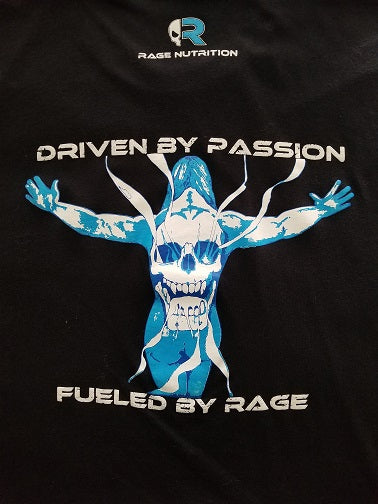 Rage Nutrition 1st Edition Men's T-Shirt
