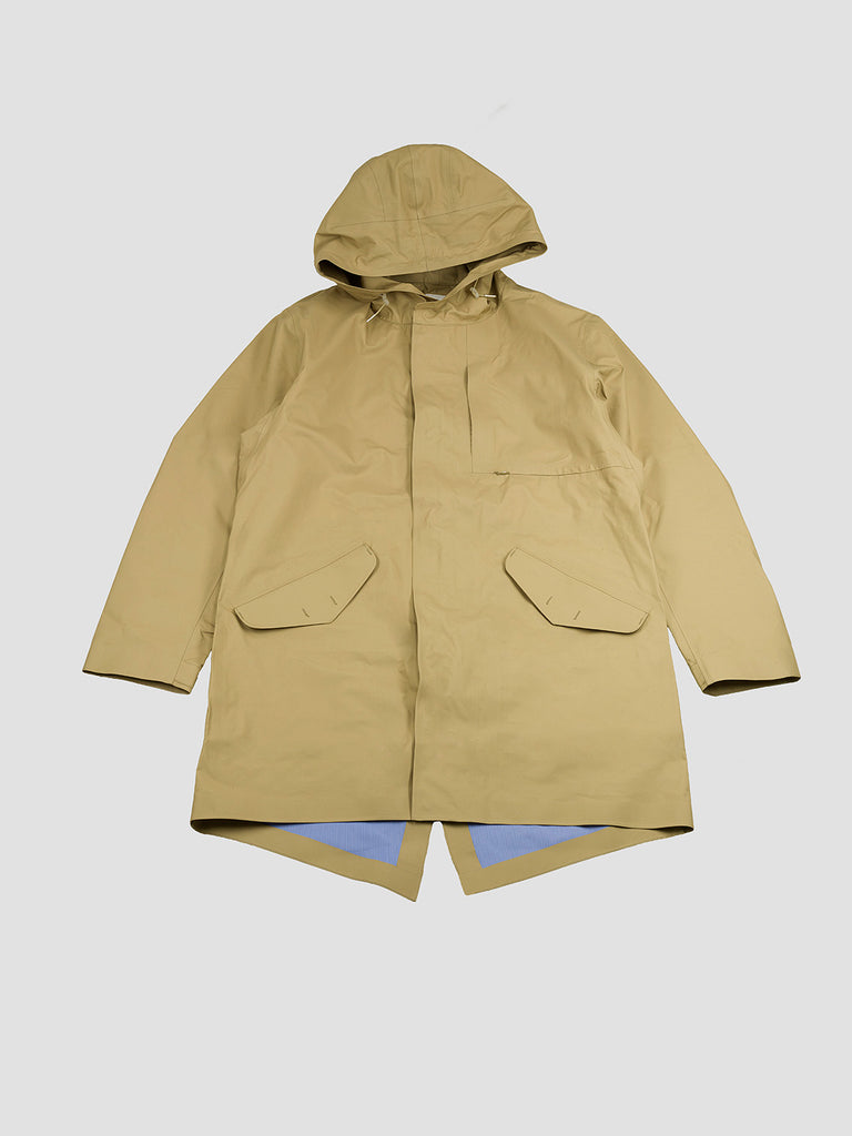 Gore-tex shell coat by Nanamica