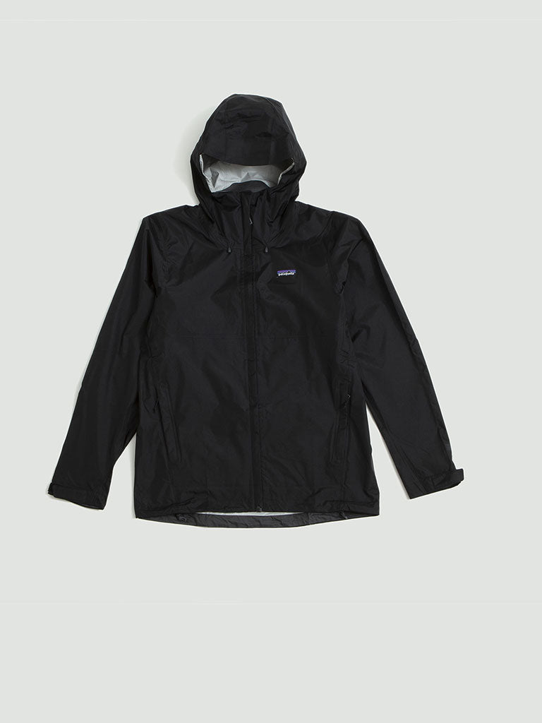 Patagonia. M´s Torrentshell Jacket black