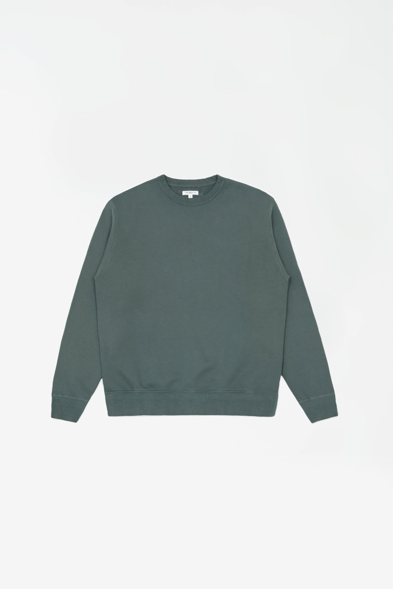 44 Fleece sweatshirt ink green