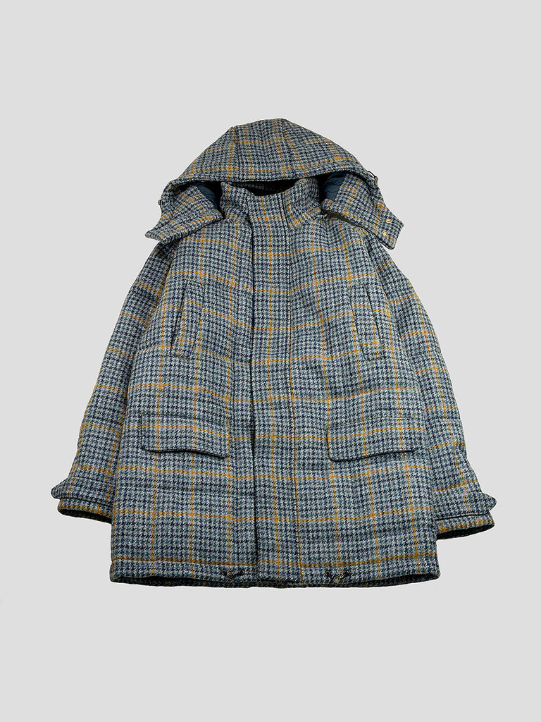 Saporo Parka in Harris Tweed by A Kind of Guise