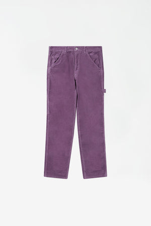 80s Painter pant crushed purple cord