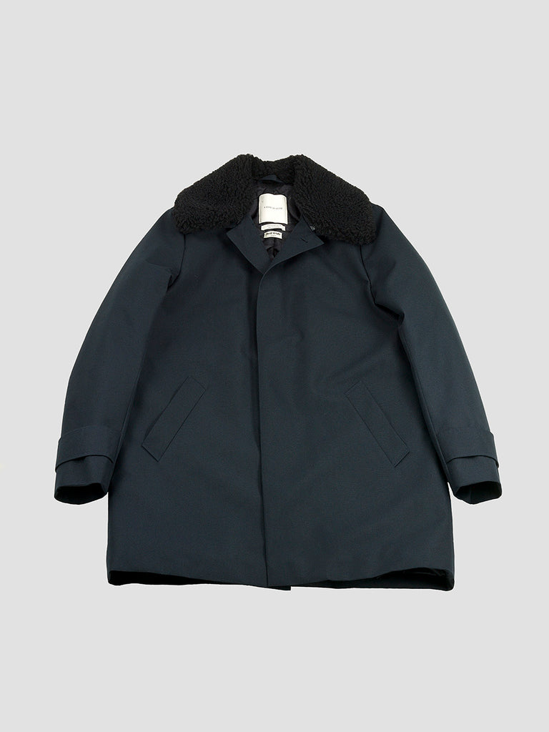 Asagi Mac in sturdy navy made by A Kind of Guise